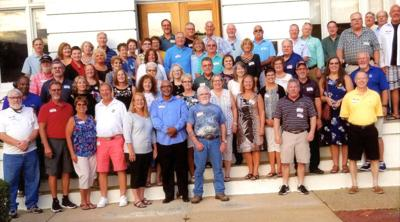 FHS Class of 1974 holds reunion