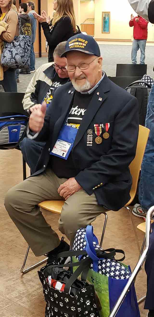 Cooperstown vet touched by Honor Flight experience