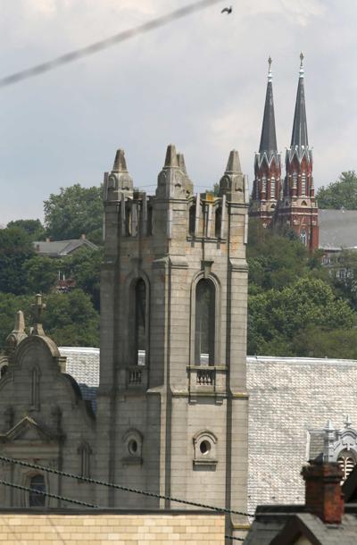 Bishop backs church plan