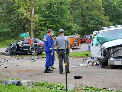 Crash in President Township results in multiple injuries