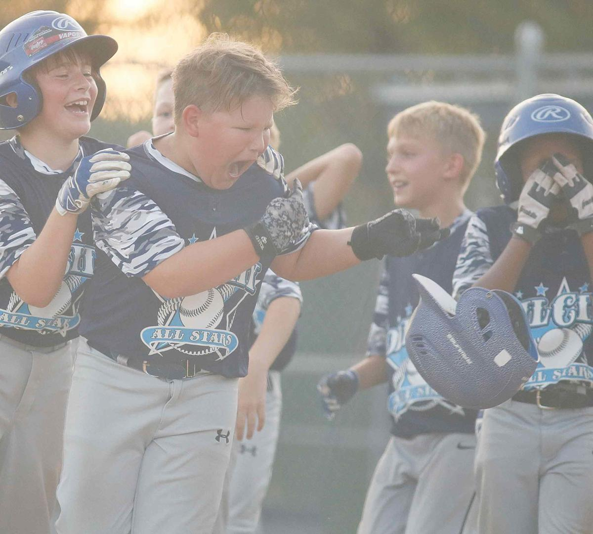 Oil City rallies in wild sixth inning for 16-15 win over Franklin