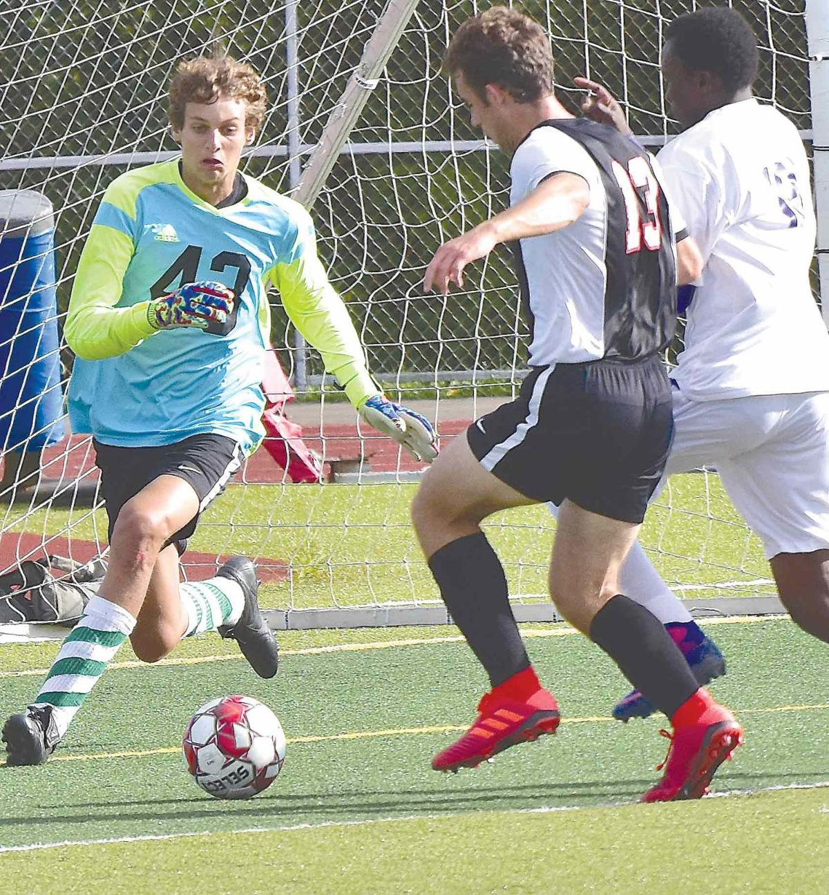 Franklin booters drop opener to Erie High, 4-0