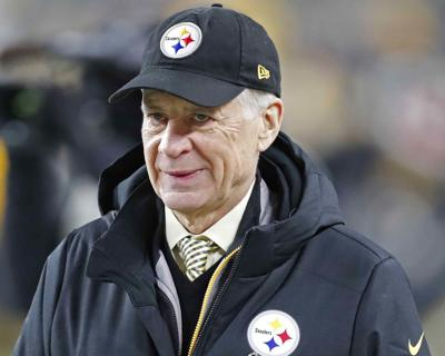 Rooney: Steelers standing pat at QB