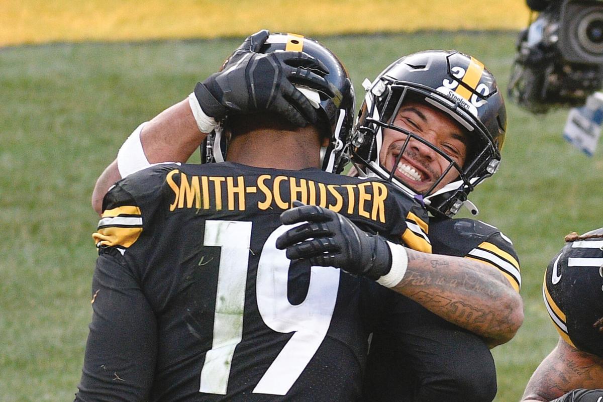Steelers won't be denied