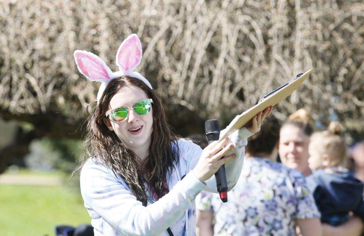 Local Easter egg hunts