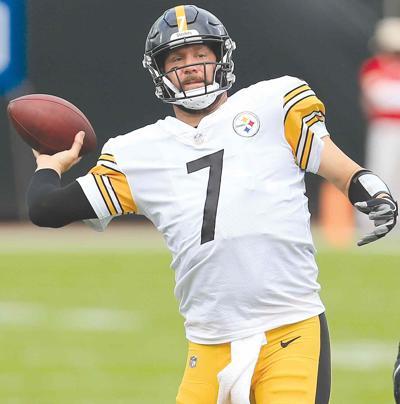 Big Ben drives Steelers' offense