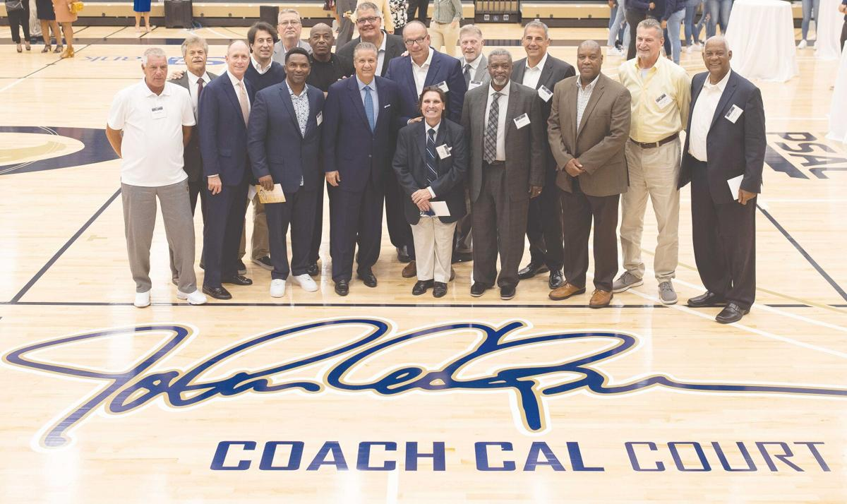 Coach Calipari Court