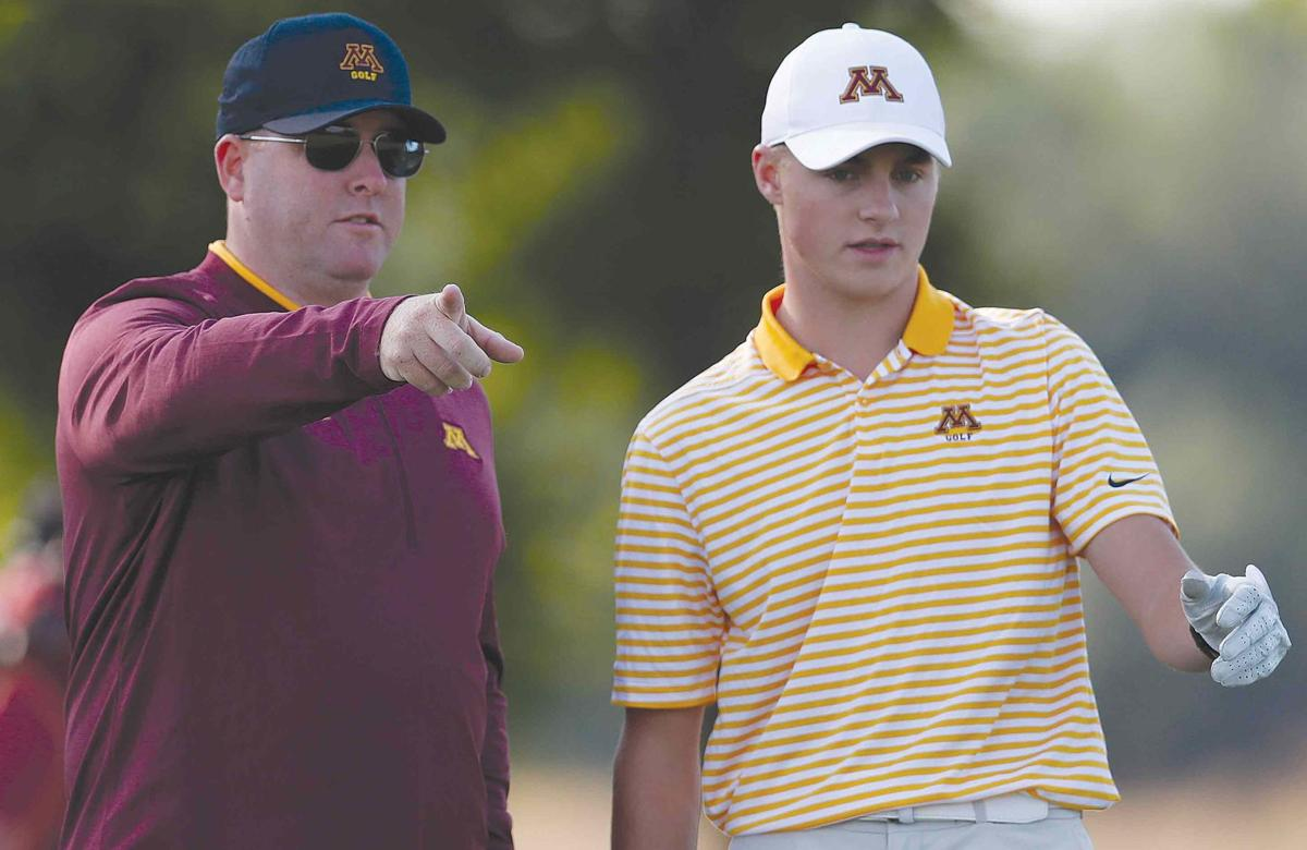 Smith to lead Golden Gophers