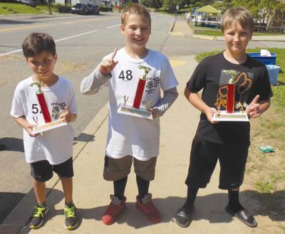 Soapbox Derby winners
