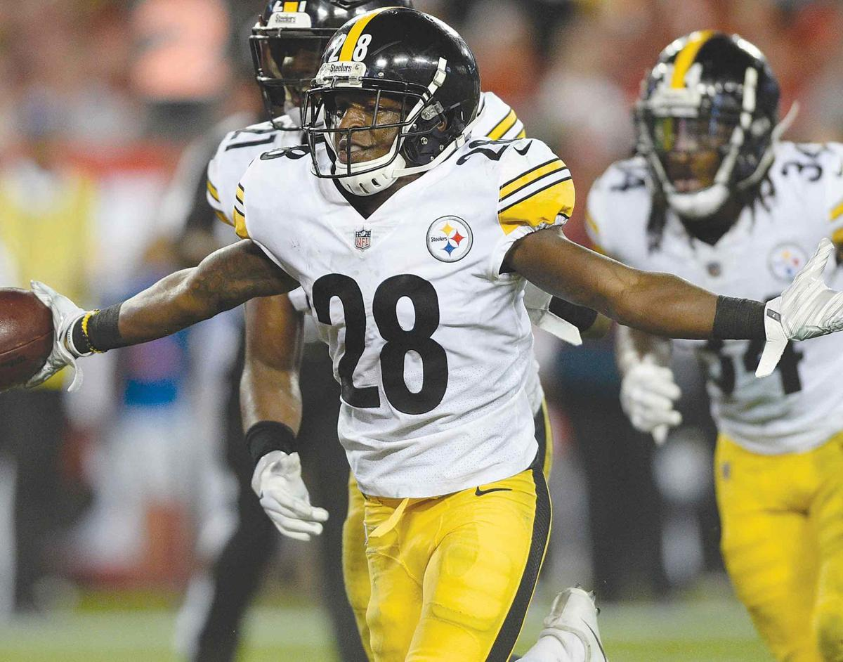 Haden happy to be a Steeler