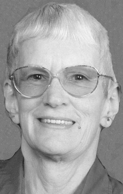 Mary Lou Olmes Welms Dehner