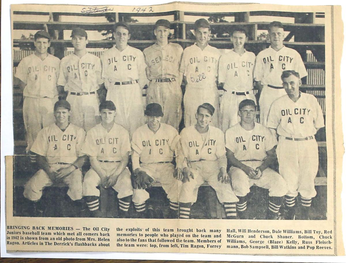 Out of the Archives: Baseball was big time in OC, Franklin