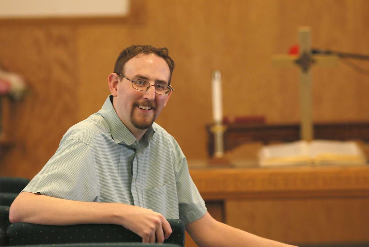 Pastor gets word out about living with rare disorder