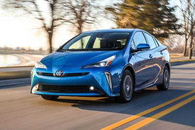 ROAD TEST: For 2020 Toyota Prius, its mission is efficiency