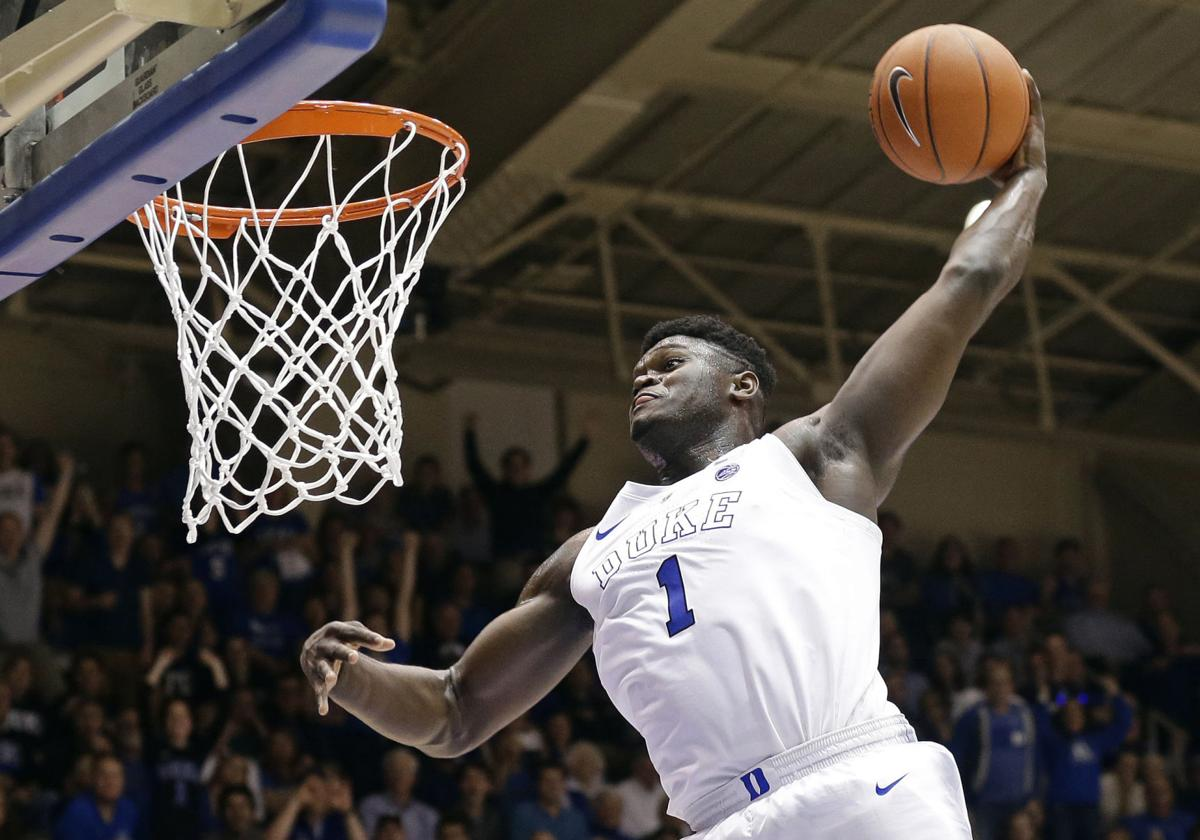 Pelicans set to draft Zion