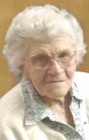 Gladys M. Alt