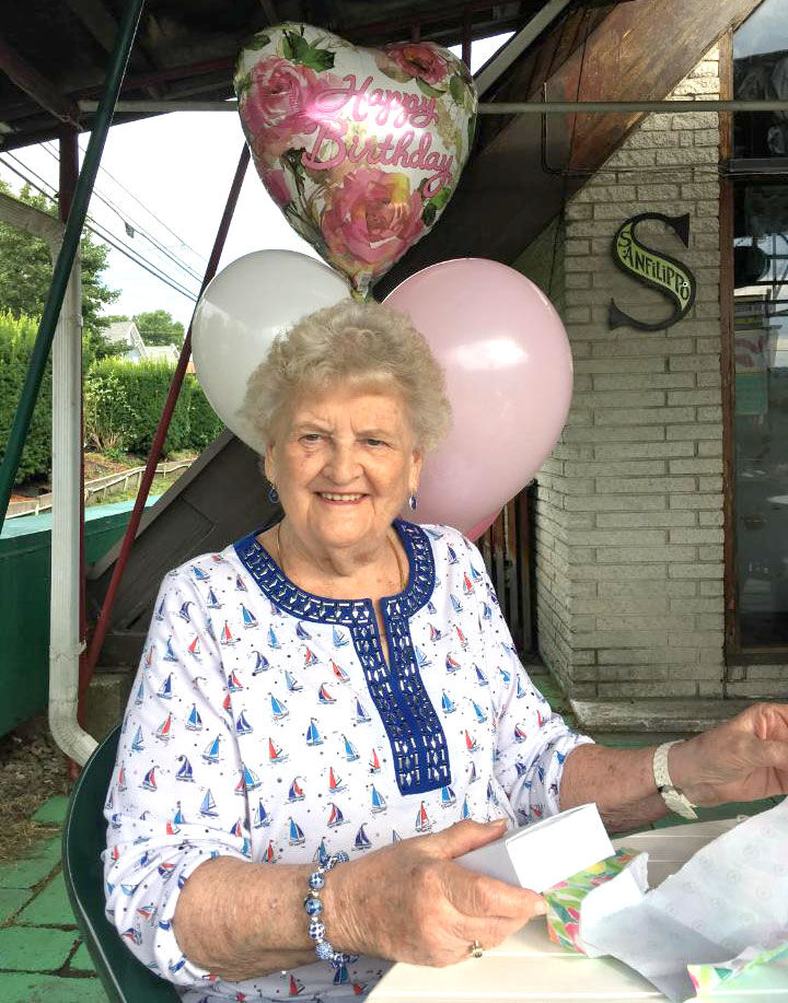 Seneca woman cherishes the people in her life