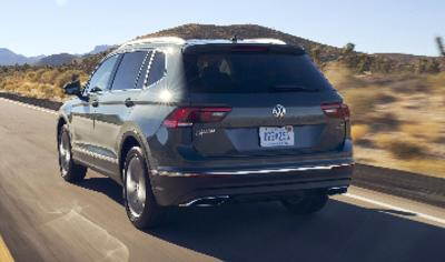 AUTO REVIEW: 2021 VW Tiguan - Three-row Volkswagen is in a class by itself