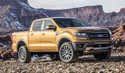 ROAD TEST: New Ford Ranger is far cry from early compact truck