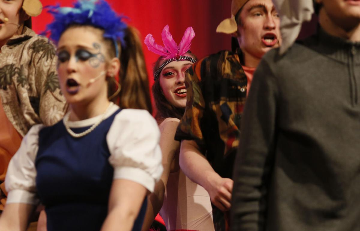 Rocky Grove High School's 'Seussical'