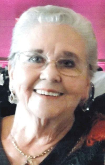 Doris Evelyn McNaughton