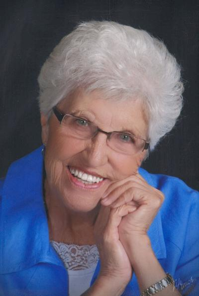 Faye Louise Huff Wicklum