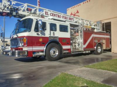 El Centro Fire department