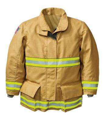 New fire personal protective equipment