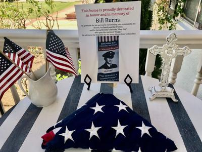 Brawley patriotic contest honors Bill Burns