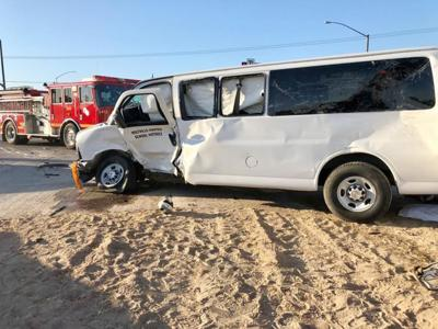 Holtville volleyball team involved in major accident | News