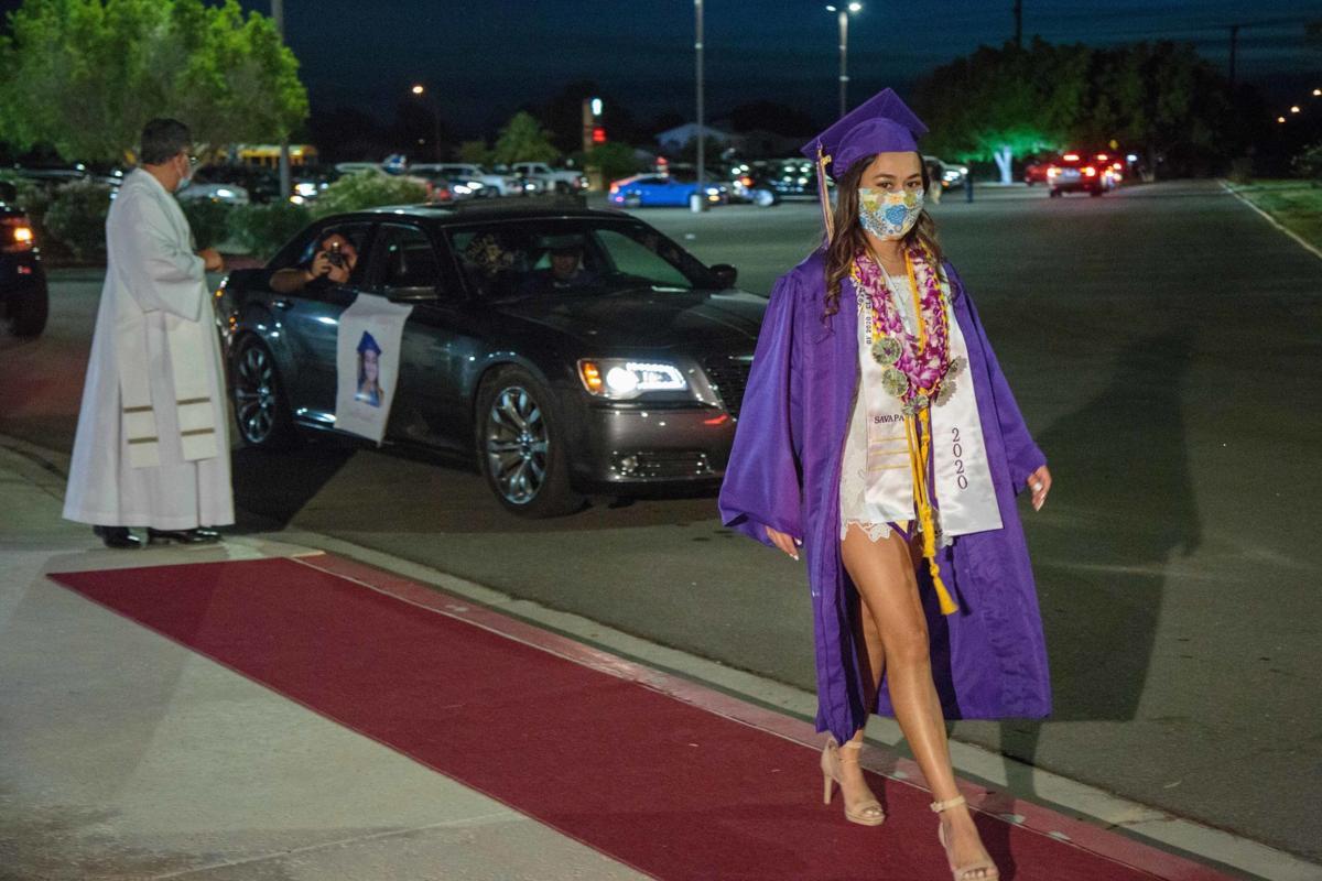 Blessing Graduates 2020