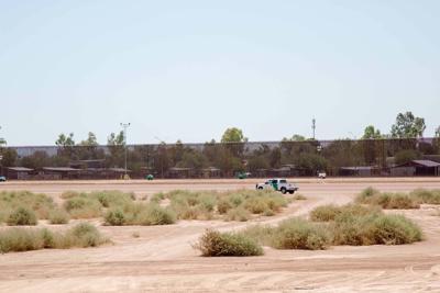National Guard and Border Patrol