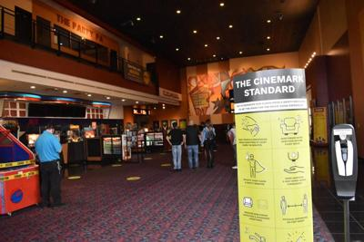 IV Mall theater