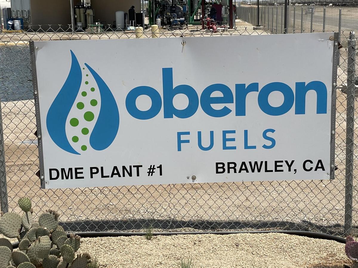 Oberon Sign