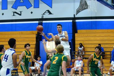 Holtville versusu Central boys basketball 5/21