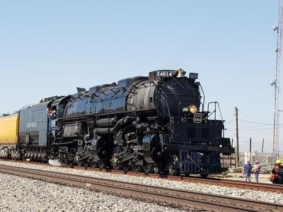Union Pacific celebrates 150th anniversary with transcontinental tour