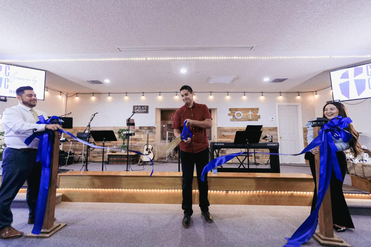 Christ Community Church reopens Sunday services in Brawley