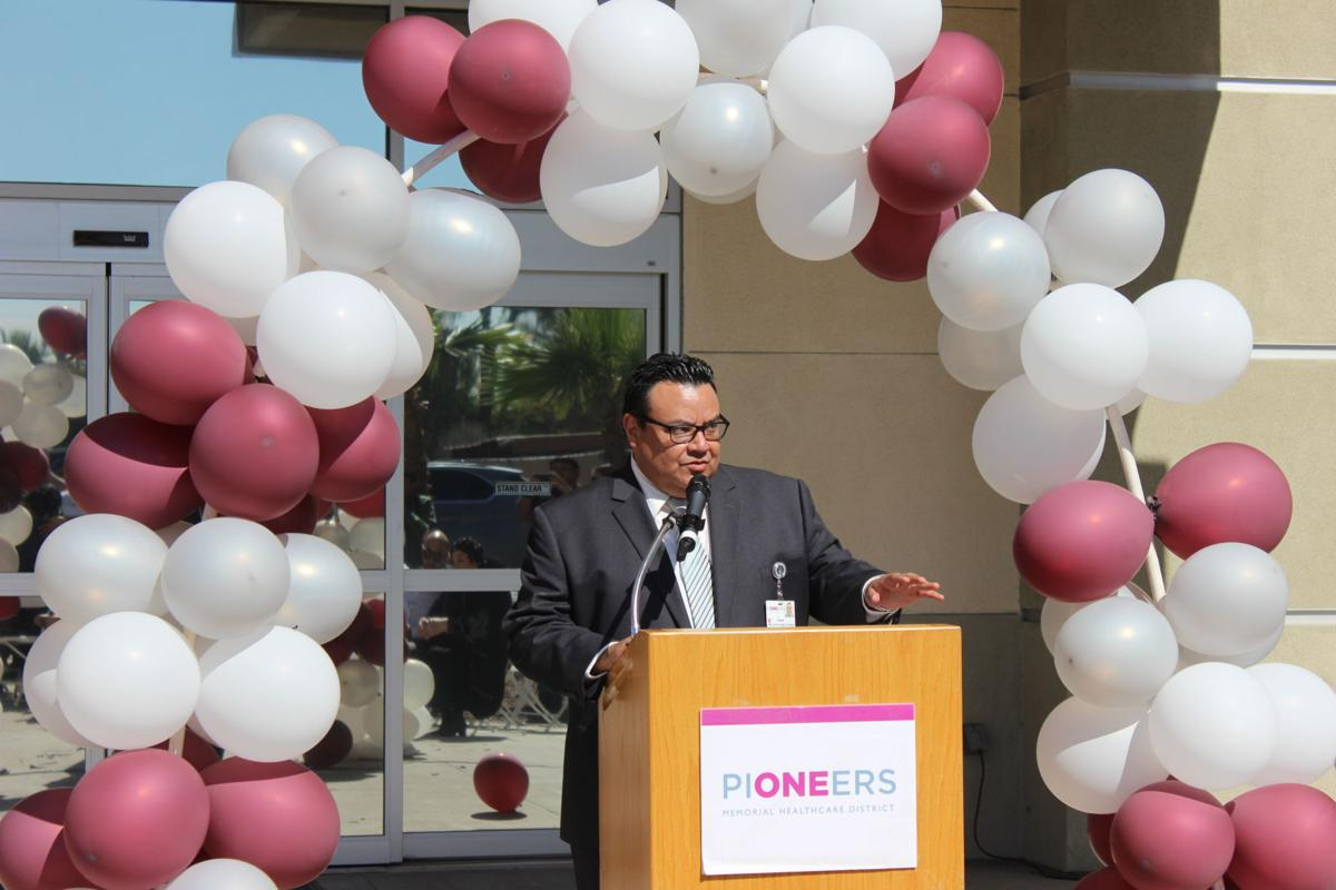 Long-awaited health care center opens in Calexico