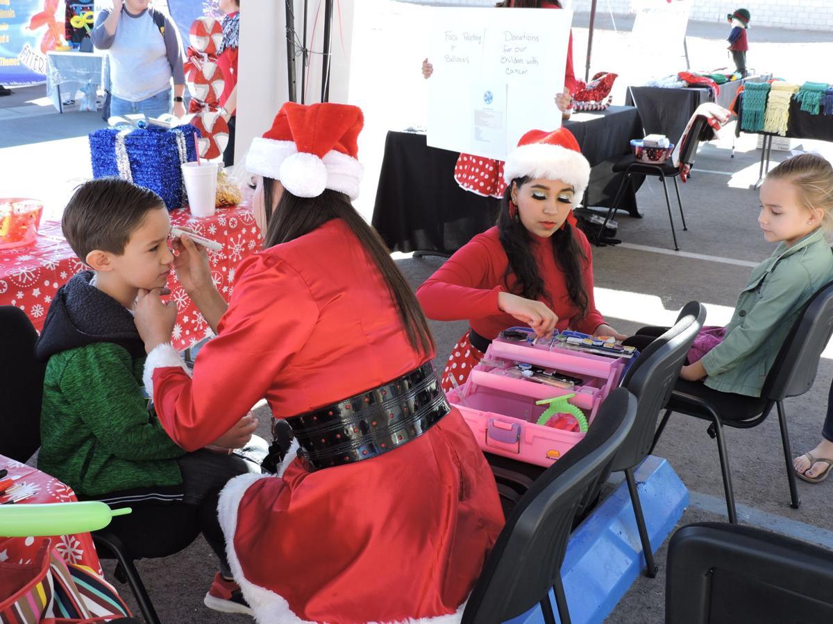 Tucker Christmas market