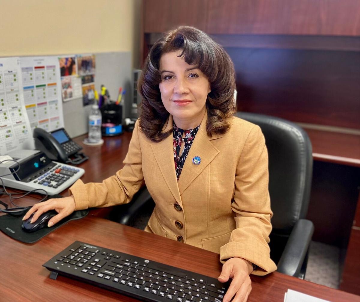Esperanza Colio, Deputy CEO of Imperial County