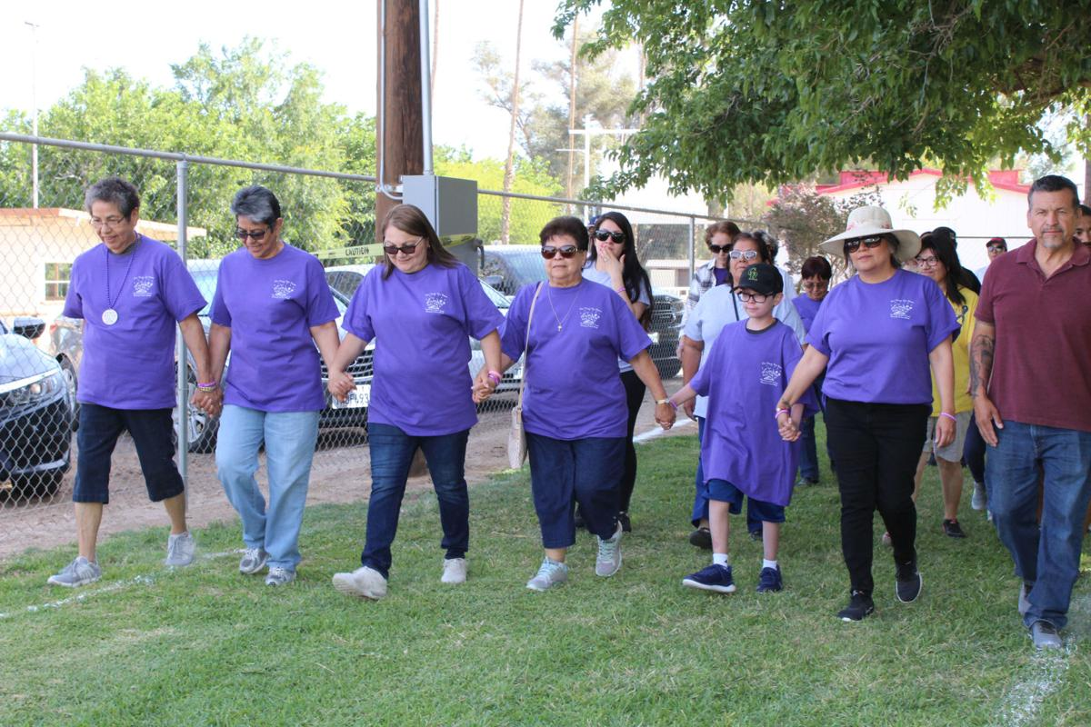 Brawley Cancer Walk 2019