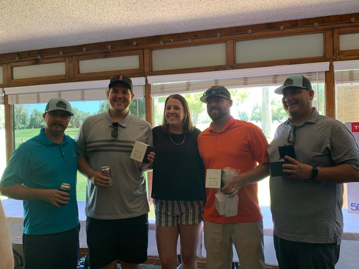 ICVF Golf Tournament