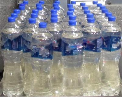 CBP Officers Seize Over 120 lbs. of Liquid Meth