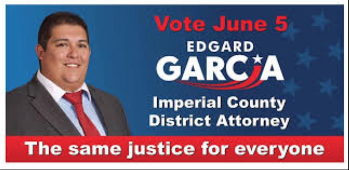 Edgard Garcia campaign ad