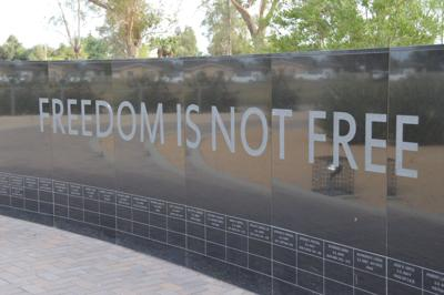 Locals encouraged to honor Veterans with engravement