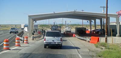 Indio Border Patrol station