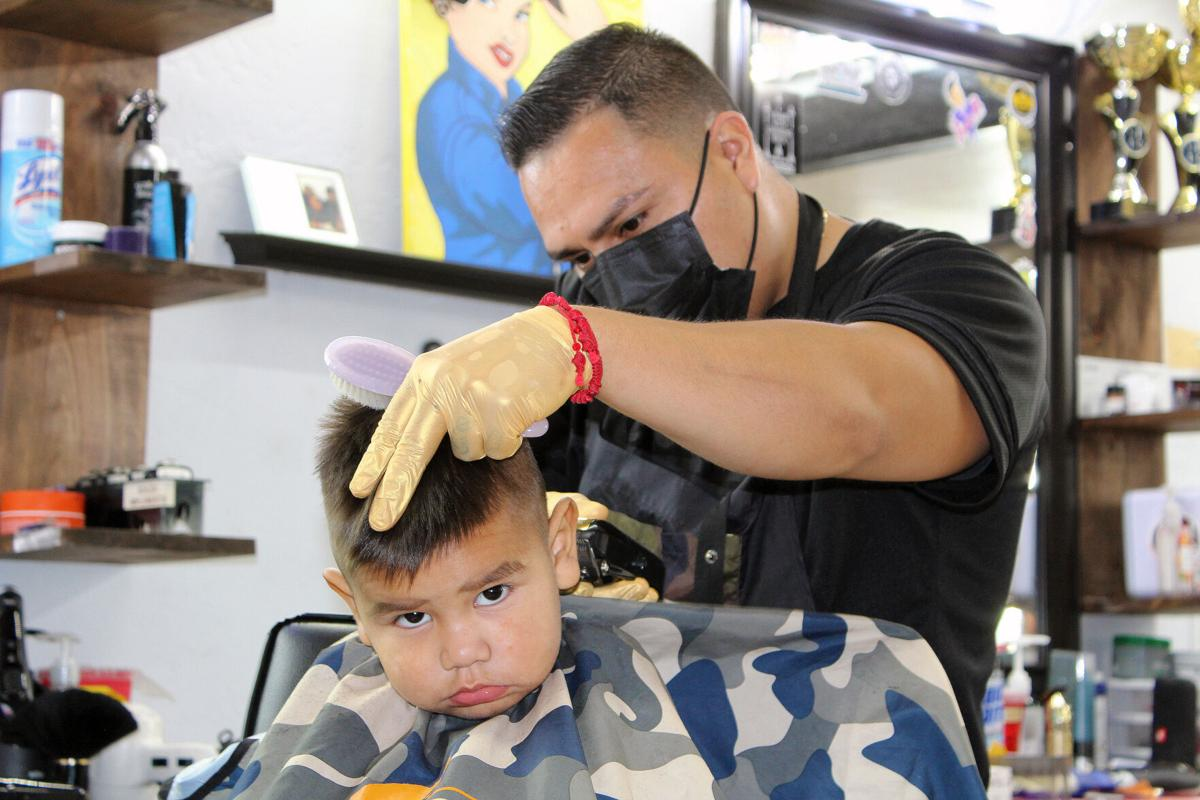 King of Fades back to school haircuts
