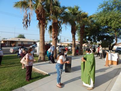 Religious services resume indoors, locals discuss importance of in-person worship