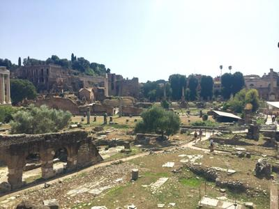 Following in the footsteps of the Apostle Paul