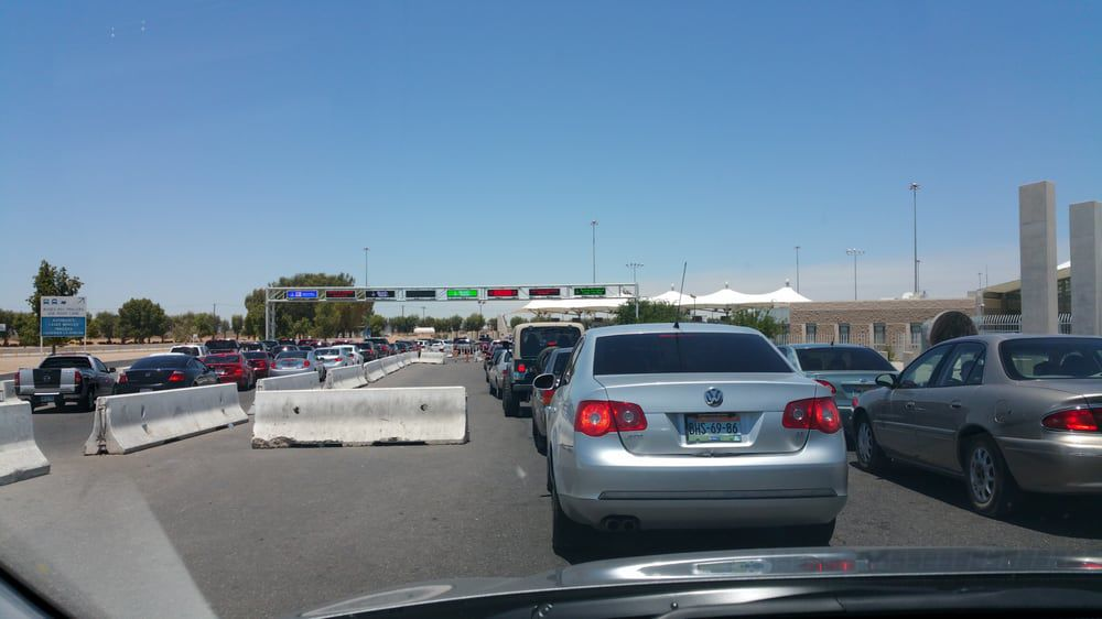 Calexico East Port of Entry